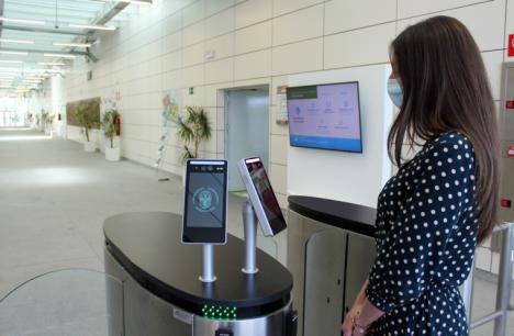 El PITA implanta en su sede una solución de acceso basada en reconocimiento facial con mascarilla y control de temperatura