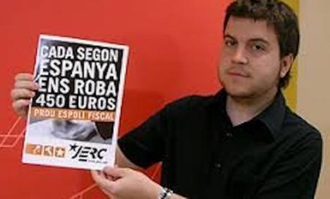 Pere Aragonés, nieto del alcalde millonario y franquista de Pineda de Mar