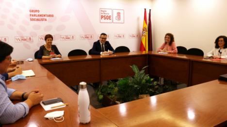 El PSOE exige al Gobierno regional que refuerce las inspecciones y elabore un nuevo modelo de residencias de mayores y personas dependientes
