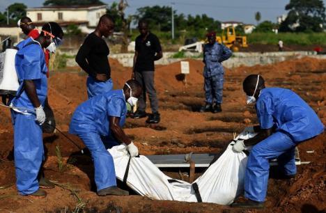 El brote de ébola cuenta ya con 28 casos confirmados, 21 casos probables y nueve sospechosos