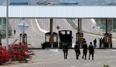 Maduro responsabiliza al presidente de Colombia, Ivan Duque de lo que pueda ocurrir en la frontera este 23 de febrero