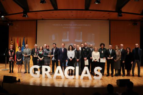 El Ayuntamiento de Puerto Lumbreras, galardonado en los Premios a la Igualdad de la Comunidad Autónoma