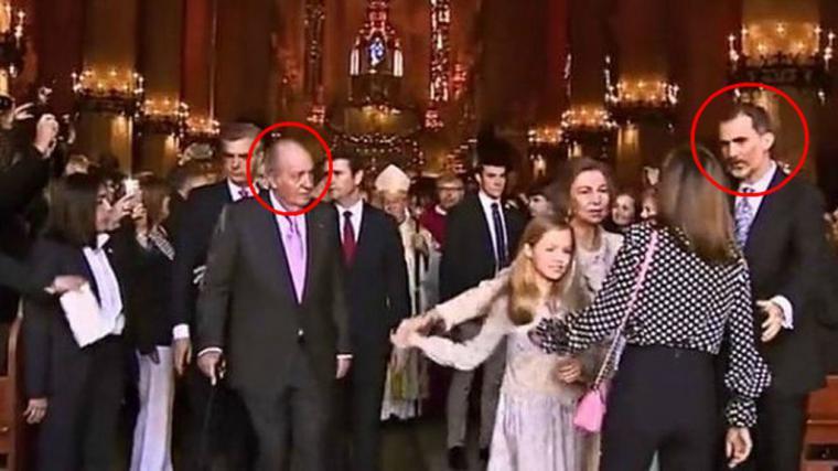 Los reyes eméritos habrían roto definitivamente su relación con la Reina Letizia