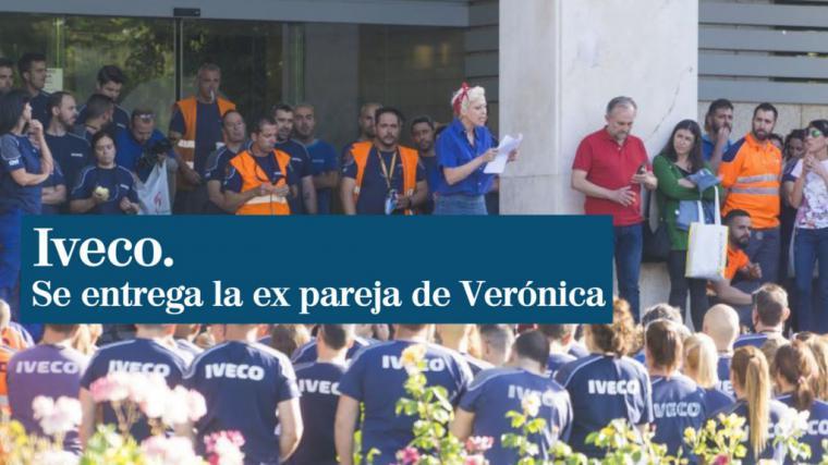 Un hombre que fue pareja de Verónica, la mujer que se suicidó y uno de los principales sospechosos de la difusión se ha presentado voluntariamente en comisaría