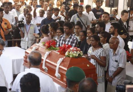 Estado Islámico asume la autoría de los atentados en Sri Lanka