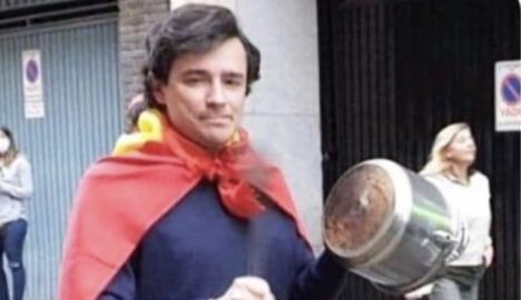 LAS CACEROLAS DE VOX, por Luis García Collado