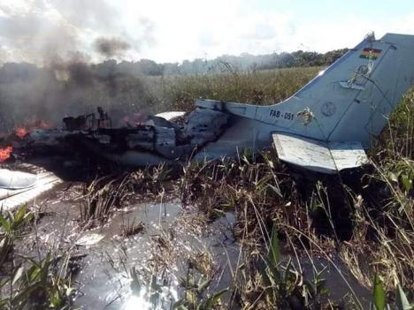Una avioneta se estrella en Bolivia con cuatro españoles que iban a ser repatriados