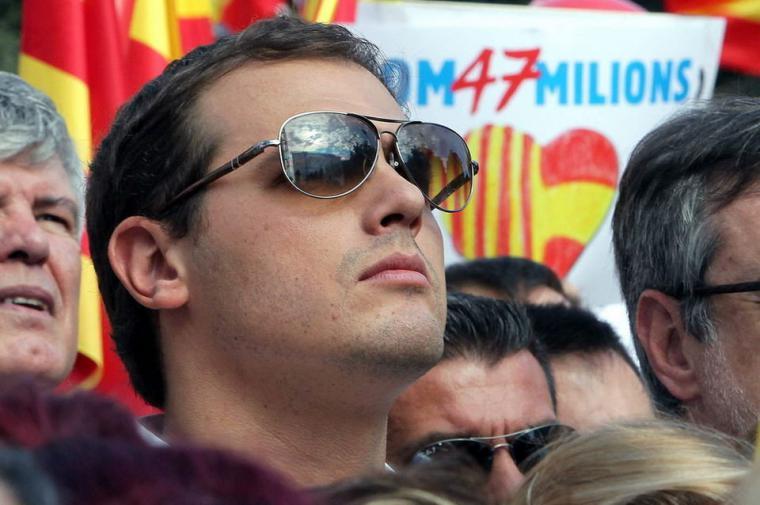 Editorial: Ciudadanos, un partido dispuesto a partir España en dos