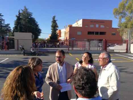 El Ayuntamiento de Lorca abre el plazo para solicitar las ayudas para el transporte escolar en pedanías para alumnos de Bachillerato y FP