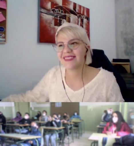 PITA fomenta las vocaciones científicas y tecnológicas a través de encuentros online con centros educativos