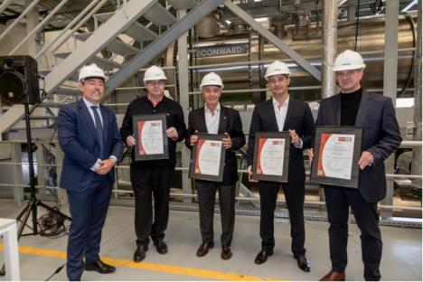 Navantia y Econward sellan una alianza para impulsar plantas de tratamiento de residuos orgánicos