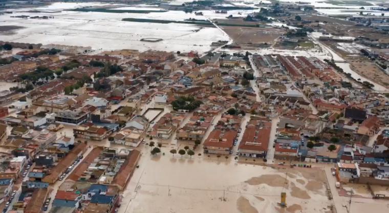 España recibirá 56 millones de euros en ayudas de la Unión Europea para los afectados de la DANA de septiembre