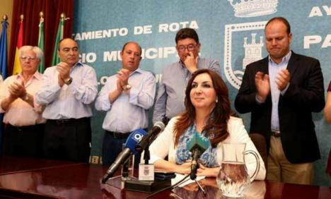 Eva Corrales, ex alcaldesa de Rota por el PP tiene 10 días para entrar en prisión