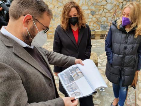 El Ayuntamiento de Lorca continúa con la recuperación y mejora de locales sociales en barrios y pedanías con una inversión de 111.407 euros en el último año