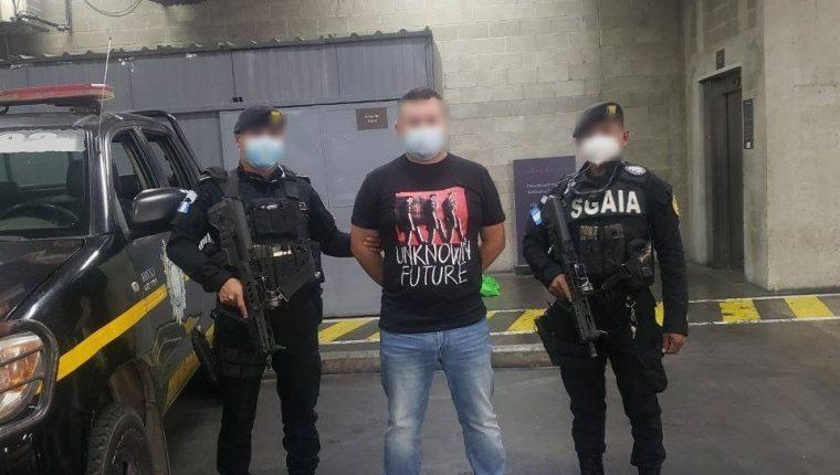 Guatemala ha capturado en 2021 a 26 narcos reclamados en extradición por EEUU