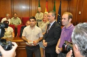David García del Valle: 'lo que yo cedía gratuitamente a la Diputación de Almería, ellos lo alquilaban y le sacaban rendimiento'
