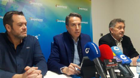 Fulgencio Gil denuncia el bloqueo impuesto por el PSOE contra la llegada del AVE y el proyecto del soterramiento en Lorca