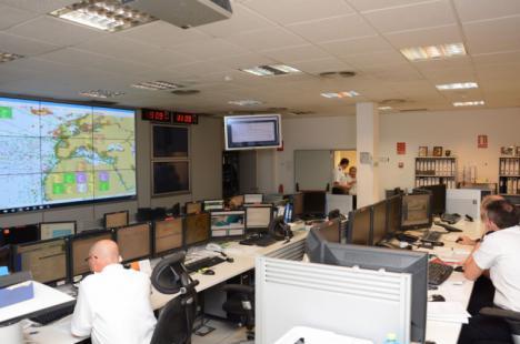Reunión de lanzamiento del programa de modernización del Centro de Operaciones y Vigilancia de Acción Marítima (COVAM)