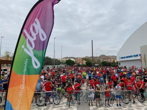 La Dirección General de Deportes, Salud Pública y el Ayuntamiento de Lorca acuerdan la suspensión de la XLII edición de los Juegos Deportivos del Guadalentín ante la situación sanitaria que vive el municipio lorquino