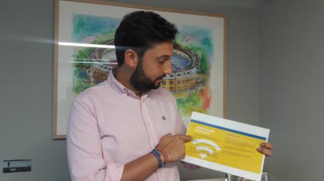 El Partido Popular propone que Lorca concurra al programa WiFi4EU para instalar acceso gratuito de wifi en los locales sociales de barrios y pedanías