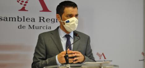 """Marcos Ros: """"López Miras debería haber advertido a Zoido de que es su propio partido el que lleva 26 años dejando morir el Mar Menor"""""""