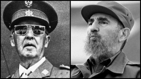 Un periodista español que casi pierde su puesto por desvelar que Fidel Castro decretó tres días de luto por la muerte de Franco