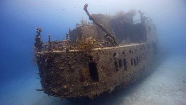 Casi dos siglos después de su hundimiento aparece intacto el HMS Terror