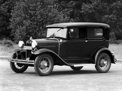 El Ford Modelo A