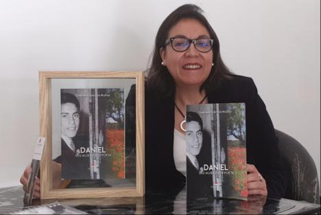 """""""Daniel. Soy mujer y soy poeta"""", un homenaje con el que el lector se sentirá identificado"""