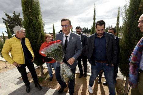 """Diego Conesa: """"La exhumación de Franco es un triunfo para la democracia y un mandato de los poderes Legislativo, Ejecutivo y Judicial"""""""