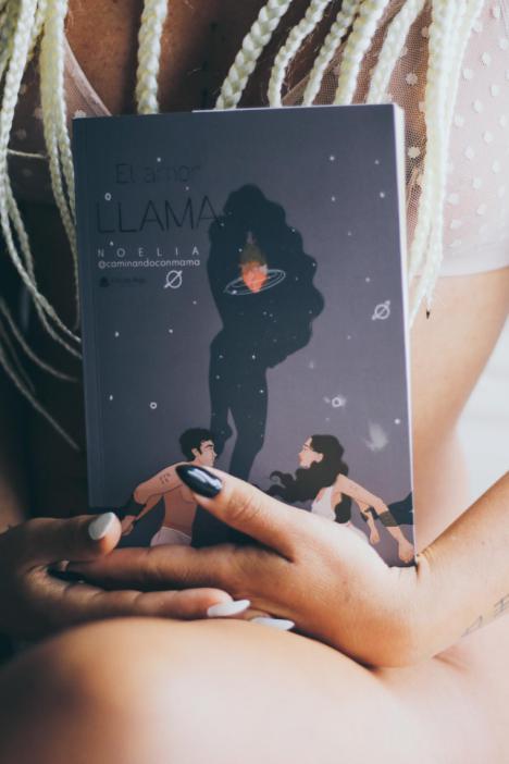 El amor LLAMA', una obra dispuesta a infundir a sus lectores el valor para aceptarse y quererse por encima de cualquier circunstancia