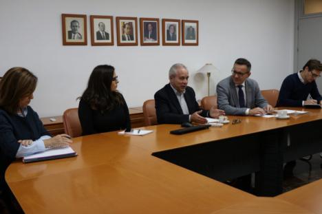 """Diego Conesa: """"Esto no va de mercadear medidas, esto va de salvar el Mar Menor"""""""