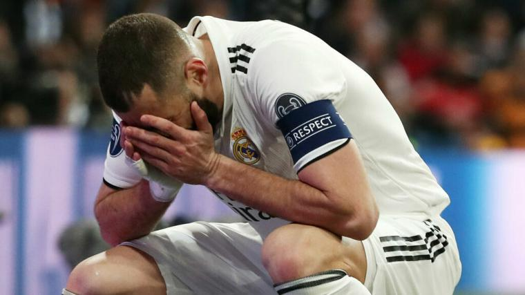 El Real Madrid, más que eliminado en octavos de la Champions por el Ajax, humillado