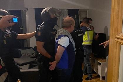 El 'pollo' Carvajal logró tejer una estrecha relación con funcionarios en el CNI para encubrir la ruta del narcotráfico que desembocaba en Galicia