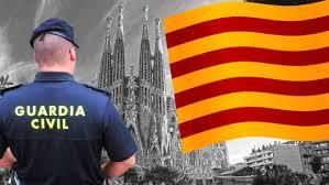 El Ministerio del Interior refuerza Cataluña ante una posible intervención.
