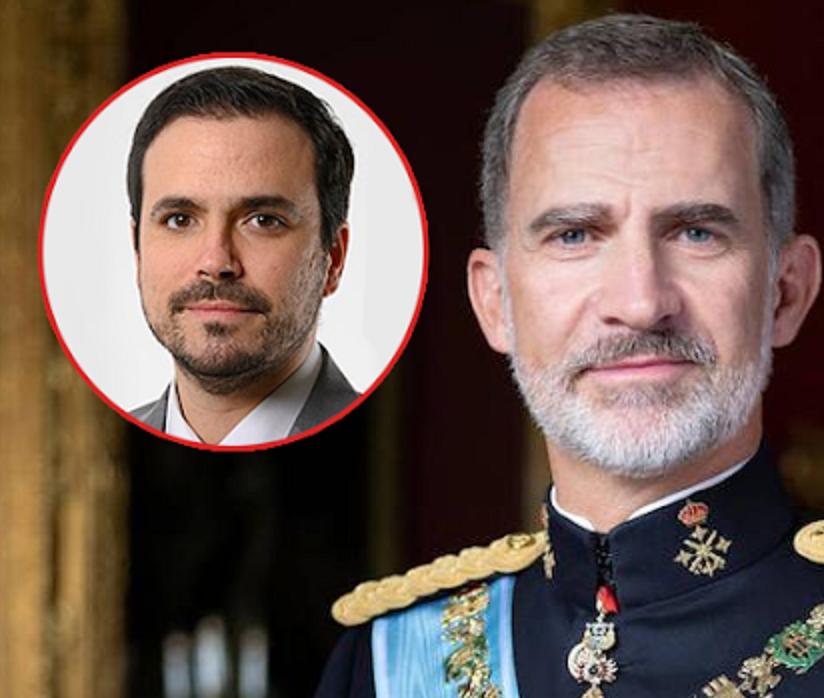 Apoyo en las redes a Garzón tras afirmar que la monarquía 'maniobra contra el Gobierno'