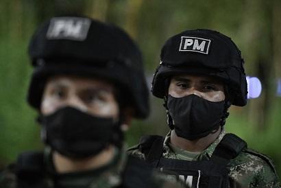 El autor de la muerte de cinco militares colombianos podría ser el ELN