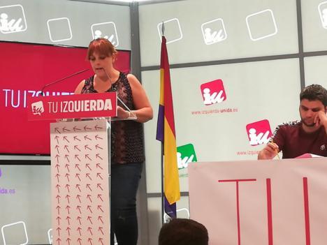 Críticos con Garzón apelan a la movilización de las bases de IU para frenar los planes de integración en Podemos, que incluyen la venta de la sede federal
