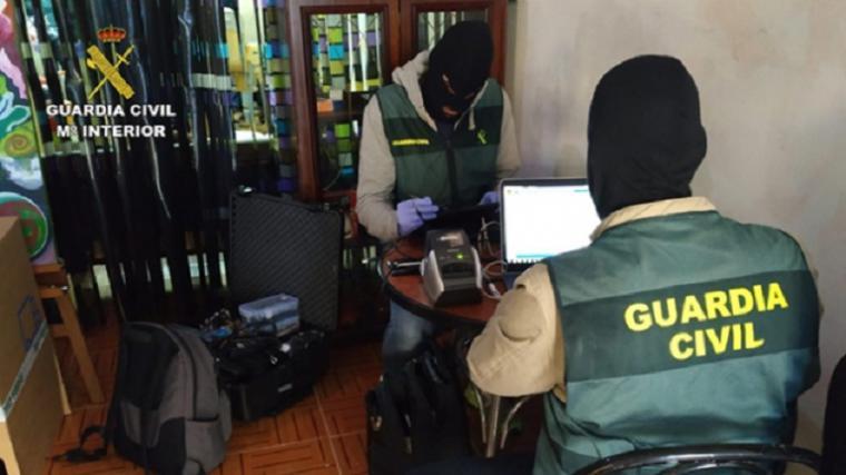 La Guardia Civil detiene a un yihadista que estaba planificando un atentado terrorista en Barcelona