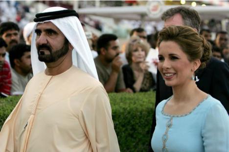 La princesa Haya de Dubái que se