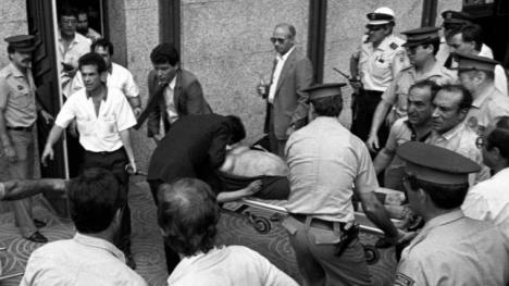 El alegato hipócrita de Arnaldo Otegi, contra la violencia hacia la mujer