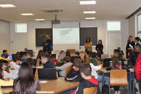 Hackathon Weekender, una actividad que hoy desarrolla el Parque Científico-Tecnológico de Almería (PITA)