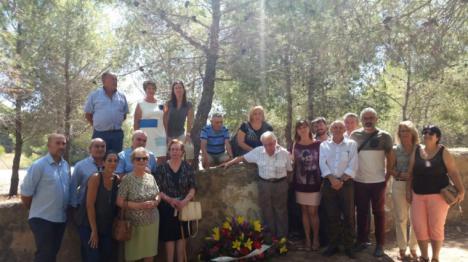 Homenaje a las víctimas de Massamagrell