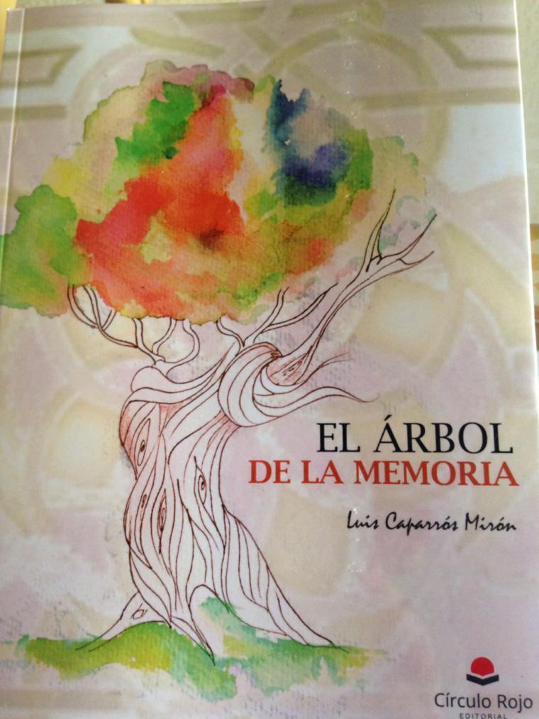 Luis Caparrós presenta mañana jueves en Purchena ( Almería) su segunda novela.