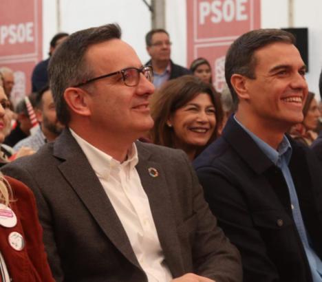 LOS BARONES SOCIALISTAS NO ESTAN DISPUESTOS A PARTÍCIPAR EN EL