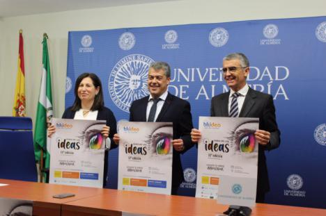La Feria de las Ideas de la UAL se celebrará el 25 de abril con novedades