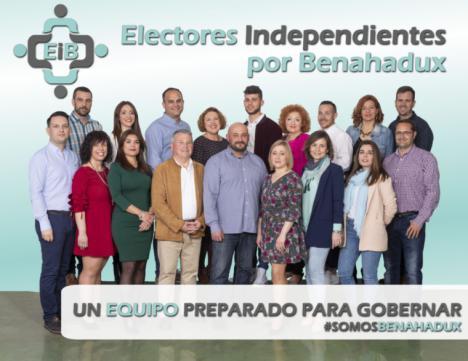 Entrevista a David Martínez Guirado cabeza de lista de Electores Independientes de Benahadux