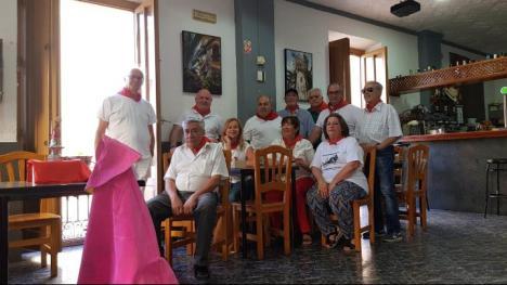 San Fermín, también se celebra en Lorca