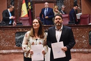 """Lourdes Retuerto: """"Trabajaré en el Senado por las políticas que defiendan los derechos y libertades"""""""