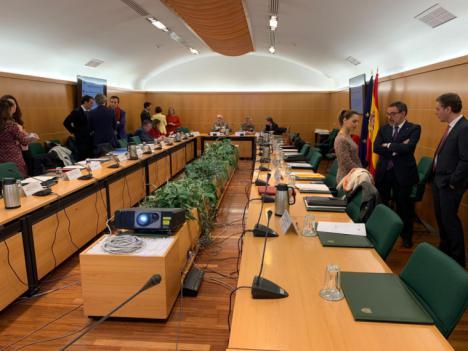Francisco Jiménez anuncia que la Comisión Interministerial de seguimiento de ayudas por los temporales solicitará el Fondo de Solidaridad de la Unión Europea